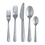 DRAGON 20-piece flatware set, stainless steel $12.99 - 700.917.61