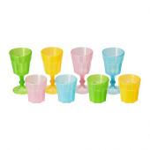 DUKTIG Glass, multicolor - 001.906.89