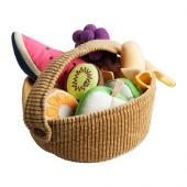 DUKTIG 9-piece fruit basket set - 301.857.47