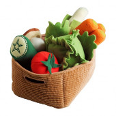 DUKTIG 14-piece vegetables set - 701.857.50