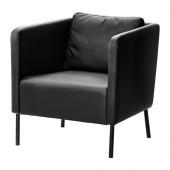EKERÖ Chair, Laglig Kimstad black - 502.628.91