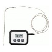 FANTAST Meat thermometer/timer, digital black - 801.004.06