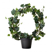 FEJKA Artificial potted plant, Ivy - 002.341.79