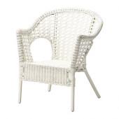 FINNTORP Chair, white - 602.016.80