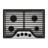 FRAMTID 4 burner gas cooktop, Stainless steel - 402.887.02