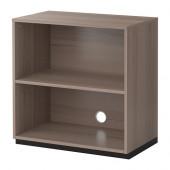 GALANT Shelf unit, gray - 002.064.59