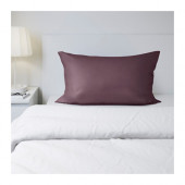 GÄSPA Pillowcase, dark lilac - 702.304.65