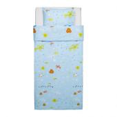 GETTER Duvet cover and pillowcase(s), light blue - 802.344.82