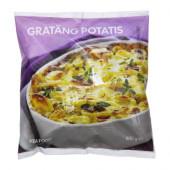 GRATÄNG POTATIS Potatoes au gratin, frozen - 701.542.54