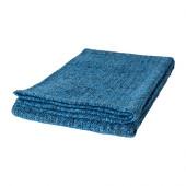 GURLI Throw, turquoise, blue - 202.368.94