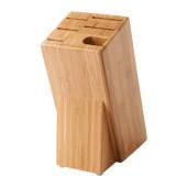 HYVLA Knife block, bamboo - 302.938.98