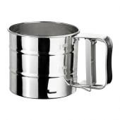 IDEALISK Flour sifter, stainless steel - 400.143.40