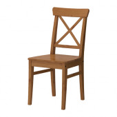 INGOLF Chair, antique stain - 002.178.20