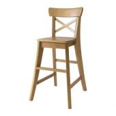 INGOLF Junior chair, antique stain - 100.998.97
