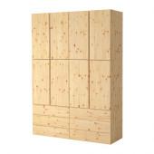 IVAR Storage combination, pine - 090.130.03