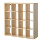 KALLAX Shelving unit, birch effect - 102.758.57
