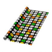 KÄNNETECKEN Gift wrap, roll, multicolor - 002.961.34