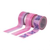 KÄRESTA Roll of tape, pink - 402.952.41