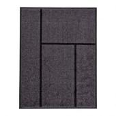 KÖGE Door mat, gray, black $14.99 - 302.879.39