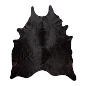 KOLDBY Cowhide, black/white black - 602.229.32