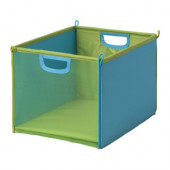 KUSINER Box, green, turquoise - 103.069.29