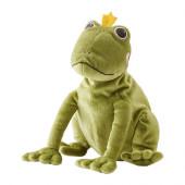 KVACK Soft toy, frog/prince - 702.799.23