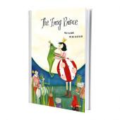 KVACK - THE FROG PRINCE Book - 802.817.65