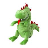 LÄSKIG Glove puppet, dragon - 602.410.11