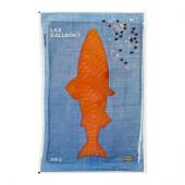 LAX KALLRÖKT Smoked salmon, frozen - 602.248.51