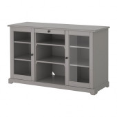 LIATORP Sideboard, gray - 002.694.37