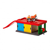 LILLABO Garage with tow truck - 201.714.73
