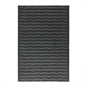 LYNÄS Door mat, dark gray - 502.255.30