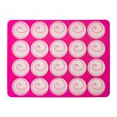 MÖNSTRAD Oven/baking mat, pink - 802.330.72