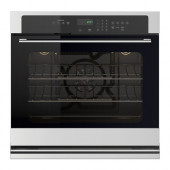 NUTID Self-cleaning convection oven, Stainless steel - 402.885.75