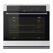 NUTID Thermal self-cleaning oven, Stainless steel - 502.885.89
