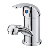 OLSKÄR Bath faucet, chrome plated - 802.190.33