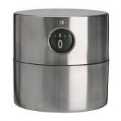 ORDNING Timer, stainless steel - 300.667.25
