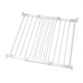 PATRULL FAST Safety gate, white - 702.265.19