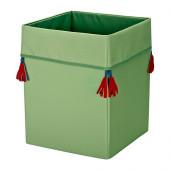 PYSSLINGAR Box, green - 602.157.81