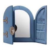 PYSSLINGAR Mirror, blue - 602.195.57