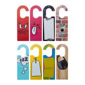 RETSAM Door handle plate, assorted designs - 302.454.83