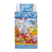 RYMDBAS Duvet cover and pillowcase(s), blue - 402.561.26