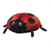 SAGOSTEN Cover for air element, ladybug - 201.667.54