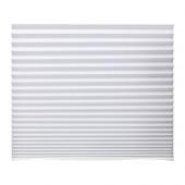 SCHOTTIS Pleated shade, white - 202.422.82