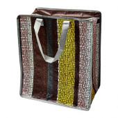 SINGLA Bag, brown - 602.438.64