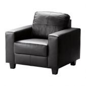 SKOGABY Chair, Robust Glose, Bomstad black - 002.115.64