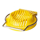 SLÄT Egg slicer, yellow - 802.139.84