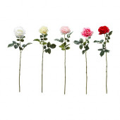SMYCKA Artificial flower, Rose assorted colors - 901.536.49