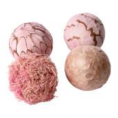 SOMLIG Decoration, ball, pink - 302.877.41