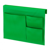 STICKAT Bed pocket, green - 503.004.83